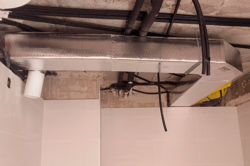 sistemas de climatización de edificios públicos