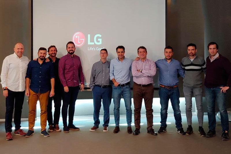 novedades de los productos LG