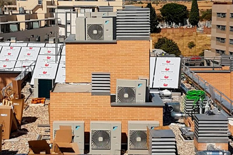 Confiar la instalación de tu climatización a un profesional