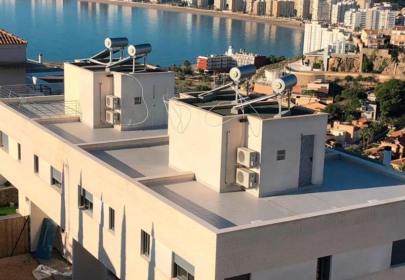 mejorar la calidad del aire en edificios