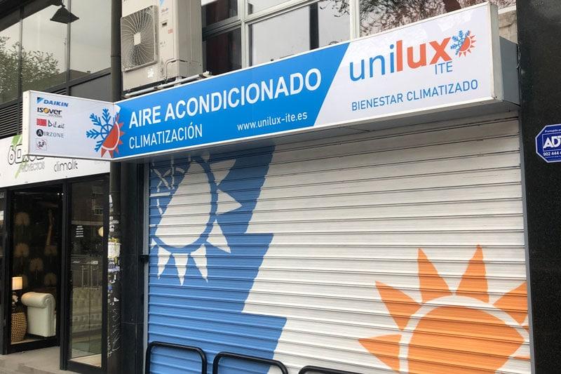 nuevas instalaciones en Madrid
