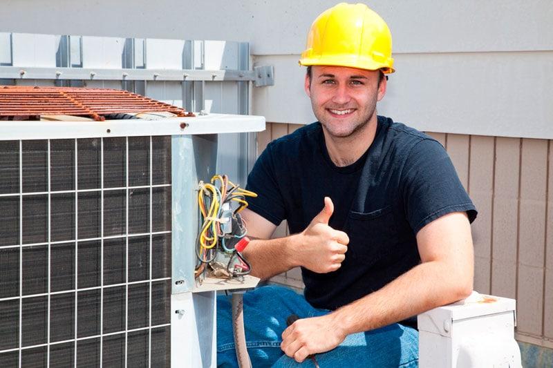 uso de las instalaciones de climatización