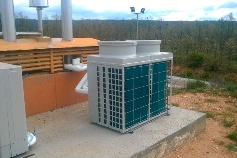 Materiales empleados en la ventilación industrial